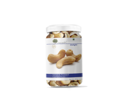 Swasth Delight Roasted Salted Cashew
